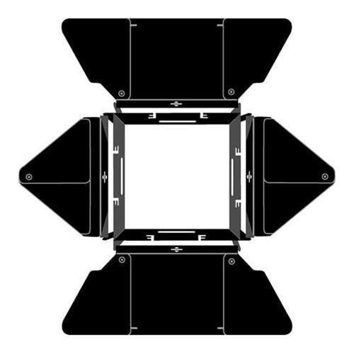 Lowel Complete Four Leaf Barndoor for the DP Light. by Lowel