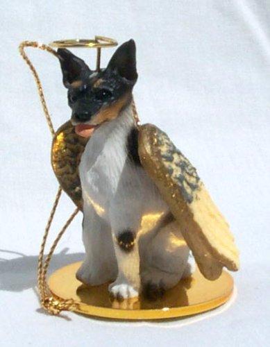 Conversation Concepts Rat Terrier Pet Angel Ornament