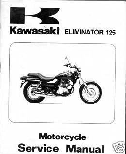 2001 kawasaki 125 owners manual