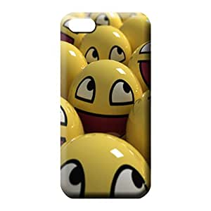 iphone 5 5s High Special High Grade phone cases smiley face ball