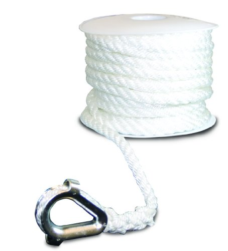 (SeaSense Anchor Nylon Line Twist, 1/2-Inch X)