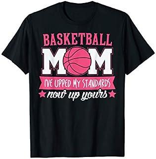 Birthday Gift Funny Basketball Mom  - Basketball Mom is my standard Long Sleeve/Shirt