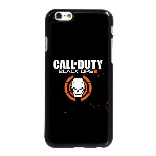 black Ops Logo M5O88O1YU coque iPhone 6 6S Plus 5.5 Inch case coque black HW80R5