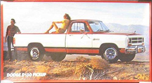 1987-dodge-ram-d150-pickup-showroom-poster