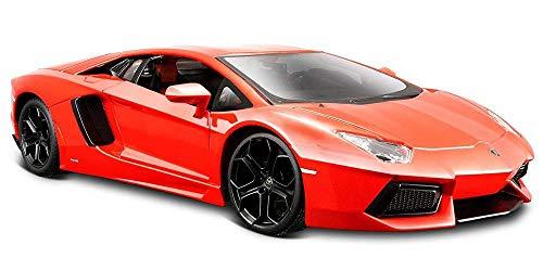 Maisto 1:24 Scale Lamborghini Aventador LP 700-4 Diecast Vehicle (Colors May Vary) from Maisto