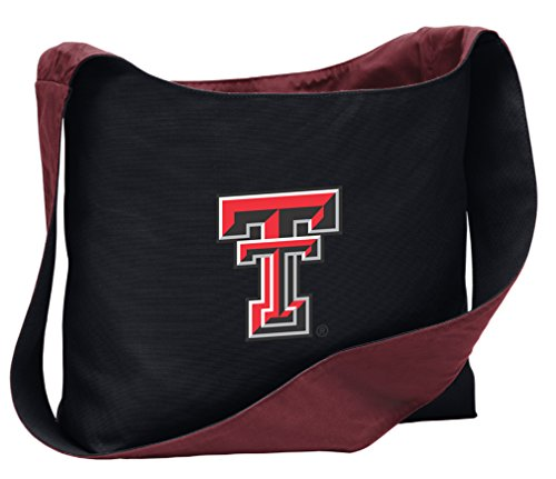 Texas Tech Tote Bag Sling Style Cross Body Totes