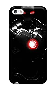 Shauna Leitner Edwards's Shop 7317329K84001038 Tough Iphone Case Cover/ Case For Iphone 5/5s(iron Man)