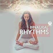 Binaural Rhythms: Deep & Healing Positive Vibes, Brain Waves, Sleep Music, Natural Ambient, Peaceful Cosmic Sounds, Brain Th