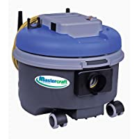 Mastercraft CT9 Compact Canister Allergy Vacuum