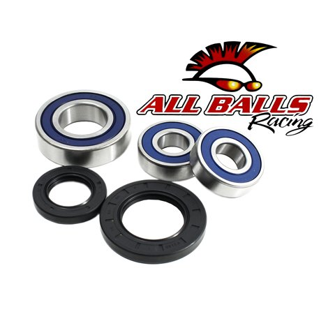 Condition: New WHEEL BEARING KIT Manufacturer: ALL BALLS Part Number: 130751-AD VPN: 25-1393-AD