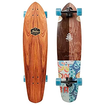 Image of Arbor Mission Complete Skateboard Longboards