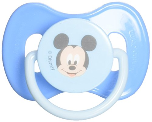 Mickey Mouse Pacifier & Pacifier Holder