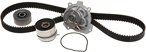 ACDelco TCKWP338 Professional Timing Belt and Water Pump Kit with Tensioner and Idler Pulley