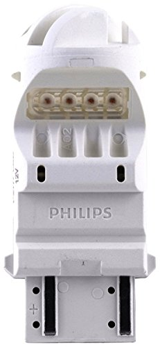 (Philips 12840REDB2 Intense Red Vision LED Stop/Tail light, 2)