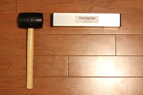 Floor Gap Fixer (Tool and Mallet)