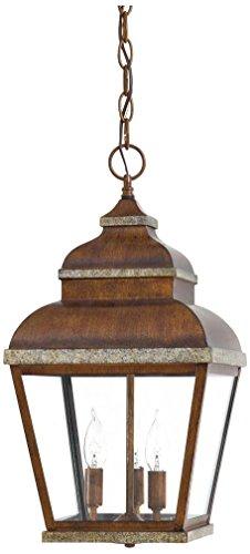 Chain Hung Lamp - Minka Lavery 8264-161 Three Light Chain Hung