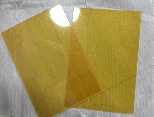 20x30cm Photopolymer Plate Stamp Making DIY Craft Letterpress Polymer DIY Stamp Making plate1pcs