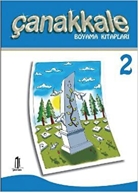 Canakkale Boyama Kitaplari 2 9789944512930 Amazoncom Books