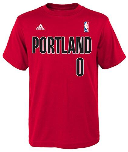 Portland Blazers Jersey - 8