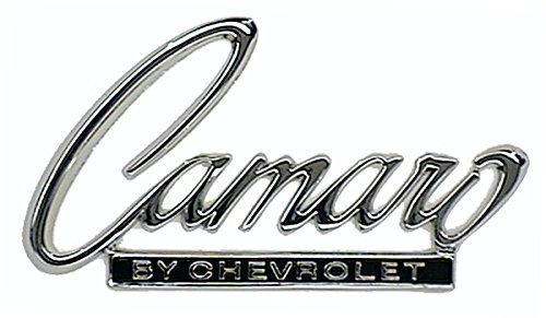 (Header Panel or Trunk Lid Emblem (Sold Each) -