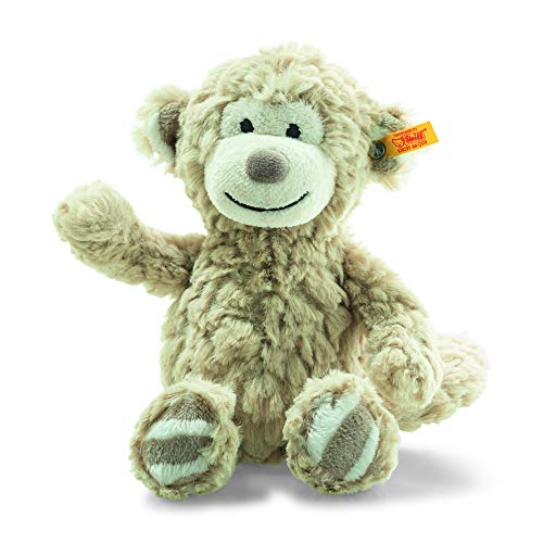 Steiff Bingo Monkey Music Box Plush 9