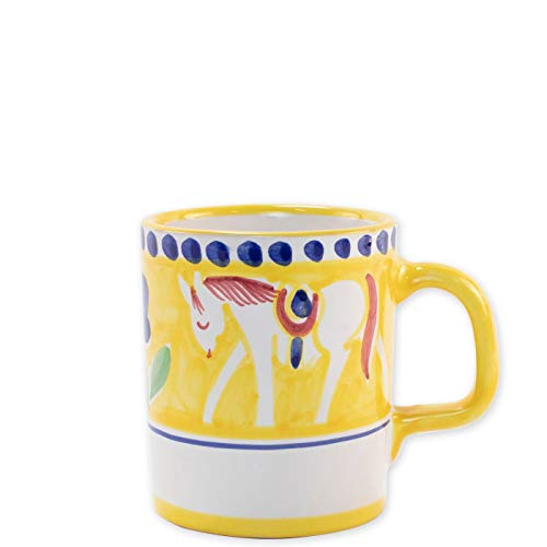 Vietri Cavallo Mug - Campagna Collection