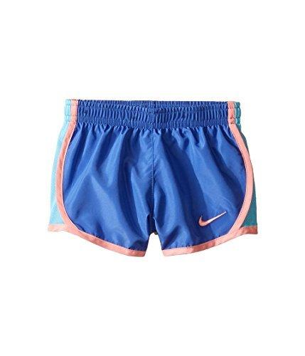 Nike Girls' Dry Tempo Running Shorts (2T Toddler, Comet Blue)