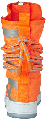 Nike Sf Af1 Hi Totale Arancione / Bianco