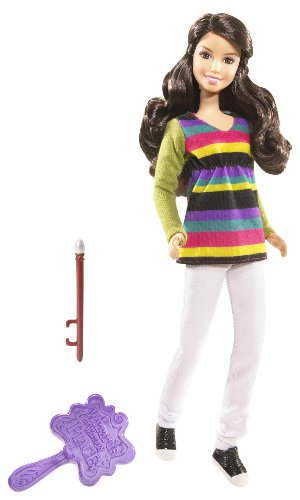 Wizards of Waverly Place Alex Russo Fashion Doll with Magic Wand