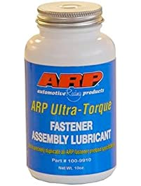 ARP 100-9910 Ultra Torque Assembly Lubricant - 10 oz. Brush Top Container