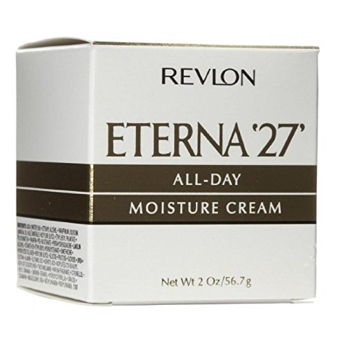 Revlon Eterna '27' All Day Moisture Cream, 2 Ounce (Pack of 2) - Instant Moisture Cream