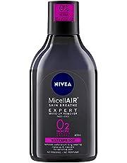 NIVEA MicellAIR Expert Make-Up Remover, 400ml