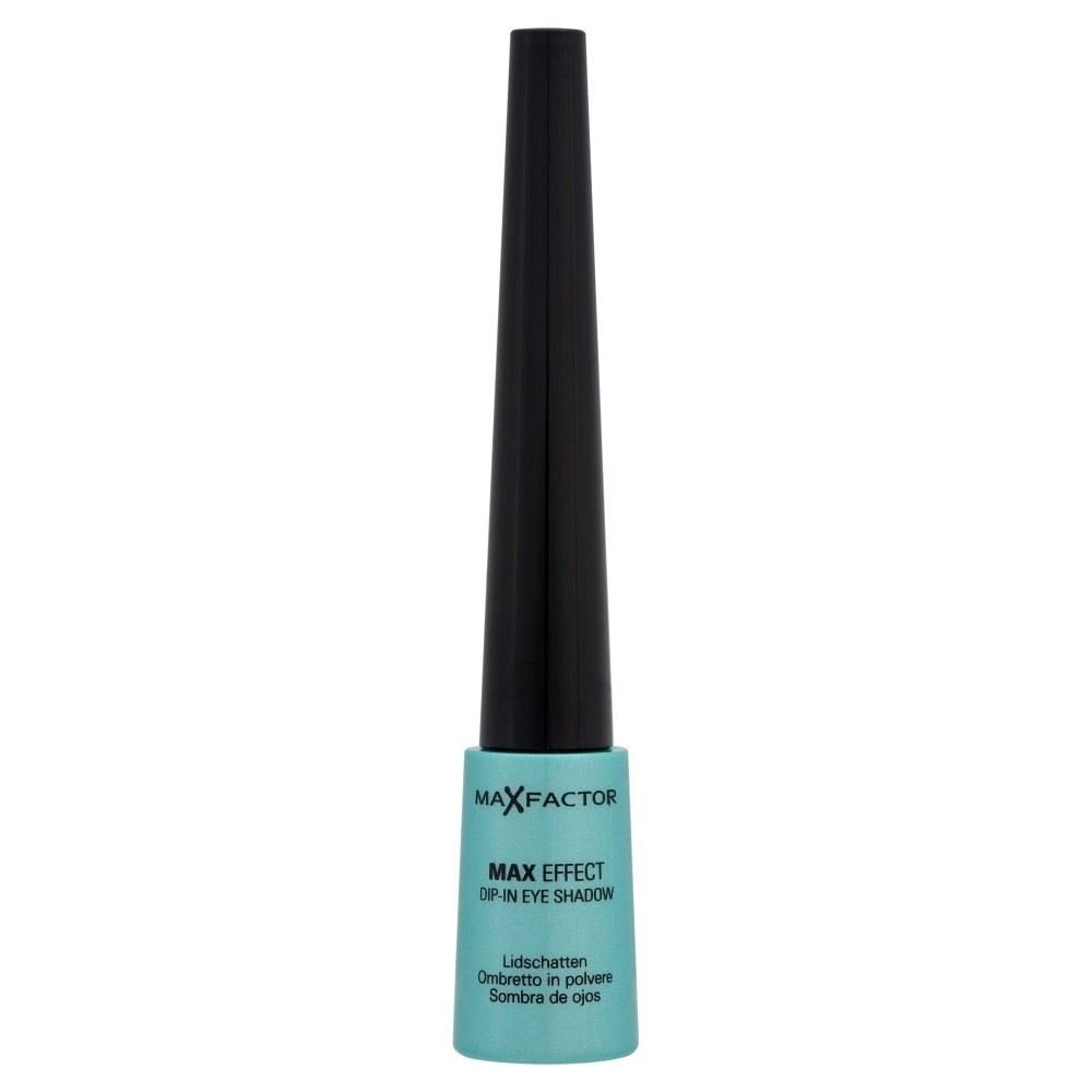 Max Factor Max Effect Dip-In Eye Shadow - Vibrant Turquoise - Pack of 6