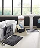 Eco Terry Sustainable Bath Towels Set, 6 pc