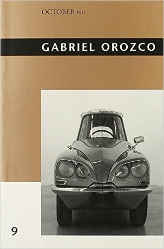 Gabriel Orozco (October Files)
