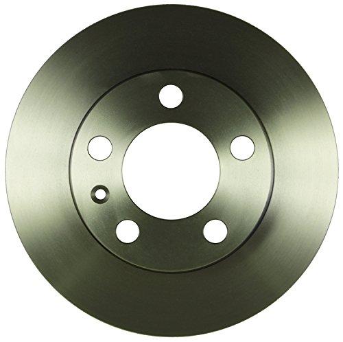 Bosch 53011381 QuietCast Premium Disc Brake Rotor For Audi: 2000-2006 TT; Volkswagen: 1998-2010 Beetle, 1999-2012 Golf, 1999-2008 Jetta; Rear