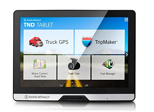Rand Mcnally Gps >> Amazon Com Rand Mcnally 528013076 Intelliroute 8 Tnd Tablet With