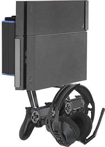 GamingXtra 4-in-1 Bundle Kit für Sony PS4 - Schwarz 7
