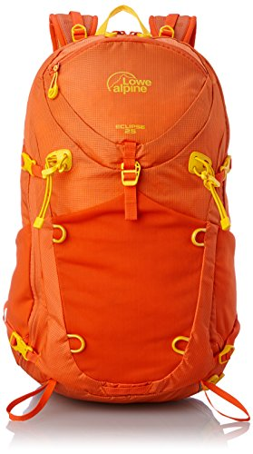 Lowe Alpine Eclipse 25 Pack Fiesta / Amber One Size Review