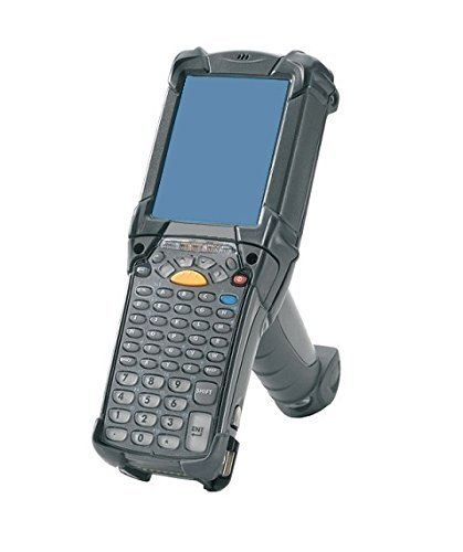 Zebra MC92N0-G Handheld, Laser Barcode Scanner, Wifi, Windows Ce 7.0, 53 Key, MC92N0-GA0SYEYA6WR (Renewed)