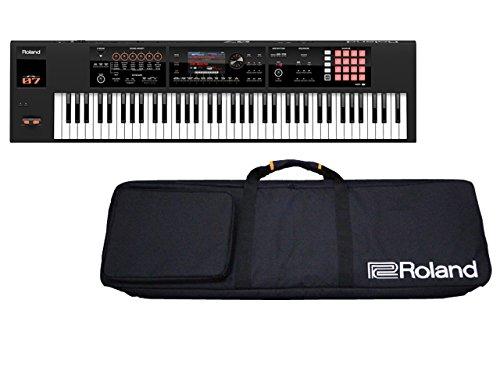 世界の Roland Roland ミュージック ワークステーション ソフトケース シンセサイザー FA-07 B0799JHZWY + 両肩に背負える Roland オリジナル ソフトケース セット B0799JHZWY, サロン&ホームケア大畑:76d9a394 --- shourya.co.in