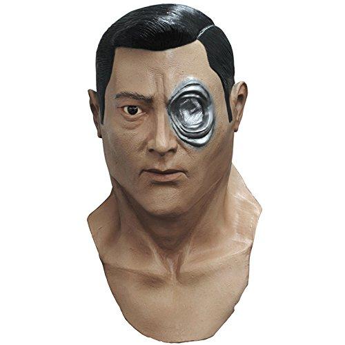 Mask Terminator T - 1000 (T-1000 Costume)