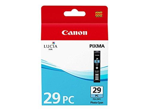 CANON PGI-29 PHOTO INK TANK CYAN Canon Pgi 29 Photo