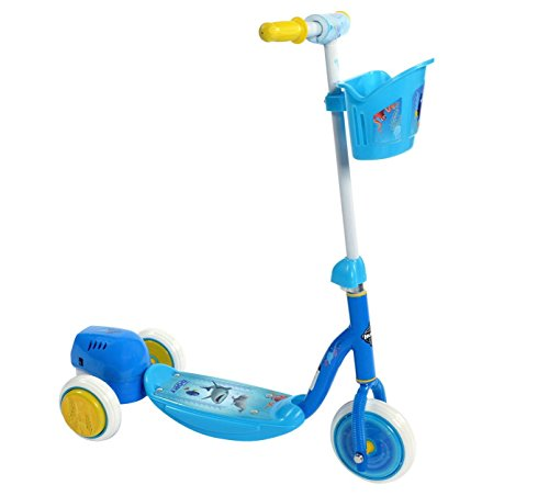 Huffy Disney Finding Dory Bubble Scooter - Blue Bicycle Bubble