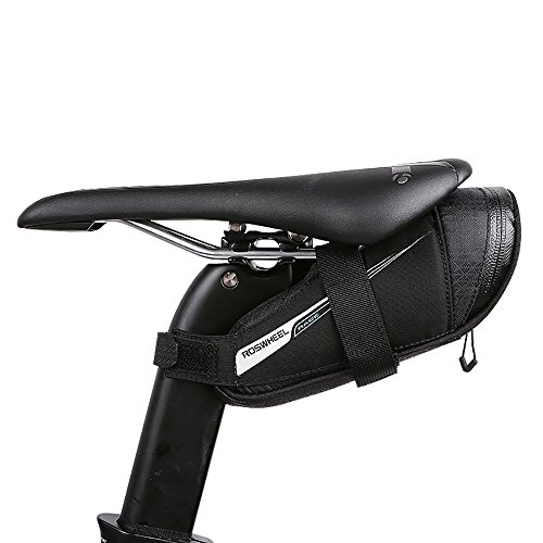 Roswheel Professional Road Bike Bag Bike Saddle Bag Bicycle Seat Storage Bags by Roswheel