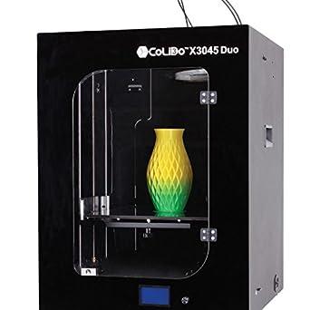 colido x3045 Duo Impresora 3d Dual de feeding cabezal de impresión ...