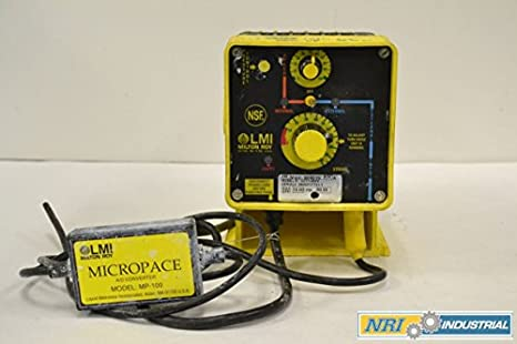 Swell Lmi Milton Roy C771 25Hv Series C 10Gph 120V Ac 80Psi Metering Pump Wiring Digital Resources Bioskbiperorg