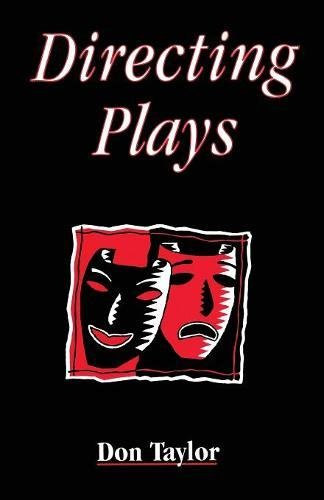 Pdf Arts Directing Plays (Theatre Arts)