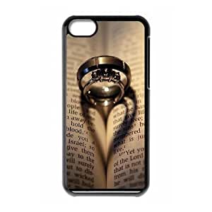 wedding ring DIY Cover Case for iPhone 5/5s LMc-06768 at LaiMc