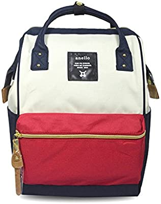 anello #AT-B0197B small backpack with side pockets color type F